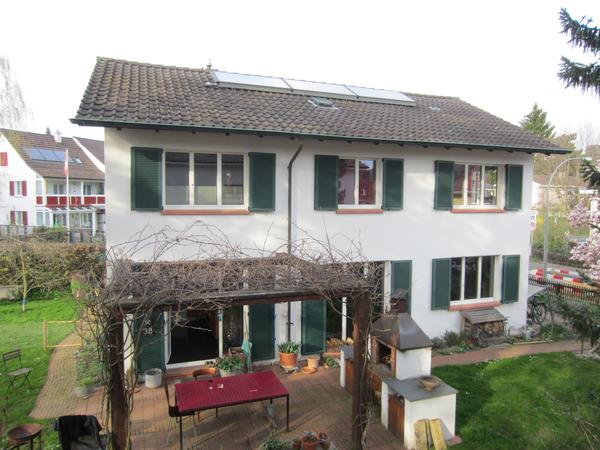 Housesitting assignment in Riehen, Switzerland