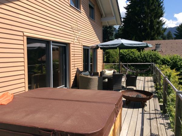 Housesitting assignment in Villars-sur-Ollon, Switzerland