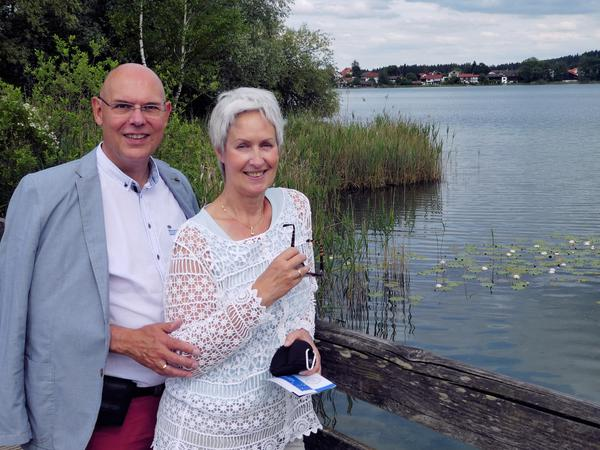 Matthias & Ruth from Engelsberg, Germany