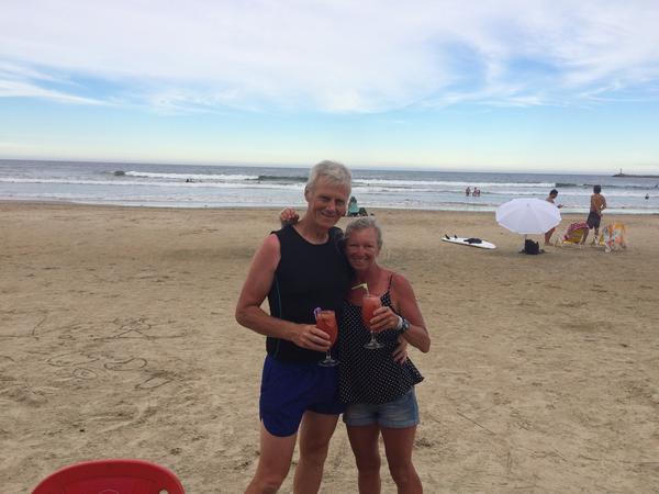 Sylvia & Jonathan from Brecon, United Kingdom