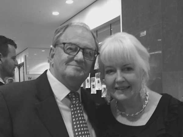 Frances & Mike from Adelaide, South Australia, Australia