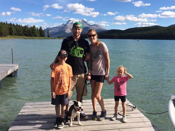 Codey & Dan from Onoway, Alberta, Canada