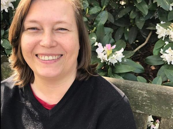 Caroline from Sudbury, United Kingdom