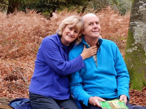 Heather & Peter from Ledbury, United Kingdom