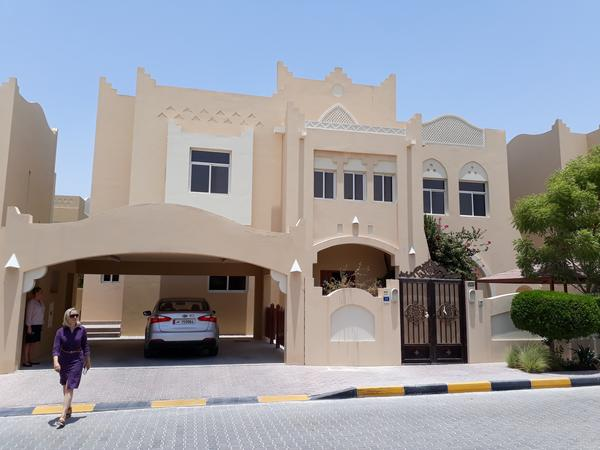 Housesitting assignment in Doha, Qatar