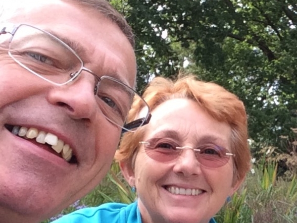 Jan & Iain from Milton Keynes, United Kingdom