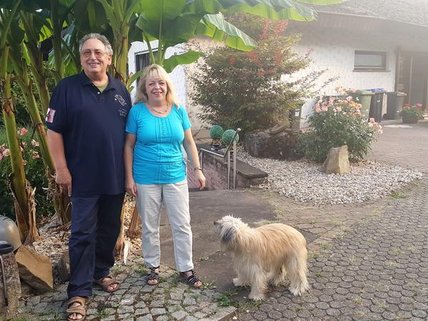 Ilse & Raymond from Sulzburg, Germany