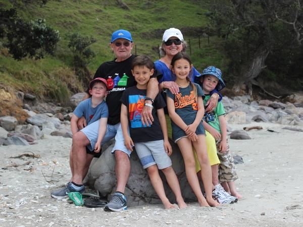 Raewyn & Bill from Mount Maunganui, New Zealand