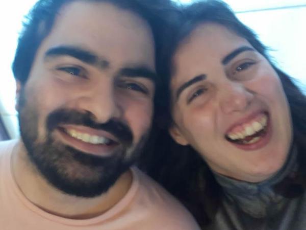 Nathalie & Thomas from Mestre, Italy