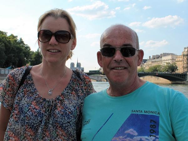 Jacqui & Jon from Canterbury, United Kingdom