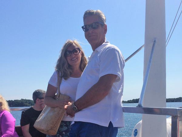Cyndi & Rick from Birmingham, Michigan, United States