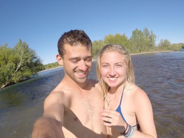 Facundo & Sarah from Pordenone, Italy