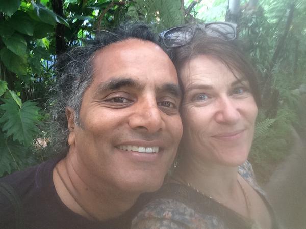 Sunil & Susan from Rotorua, New Zealand