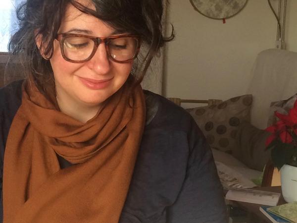 Naomi from Bern, Switzerland