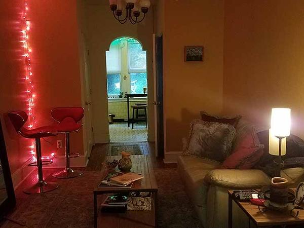 Housesitting assignment in Philadelphia, PA, United States