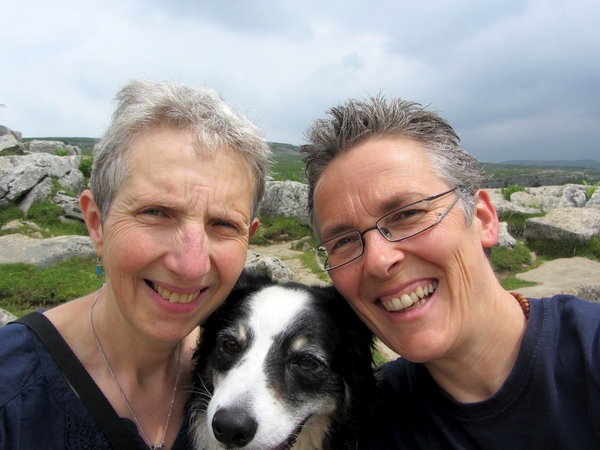 Evelyne & Sue from Sandbach, United Kingdom
