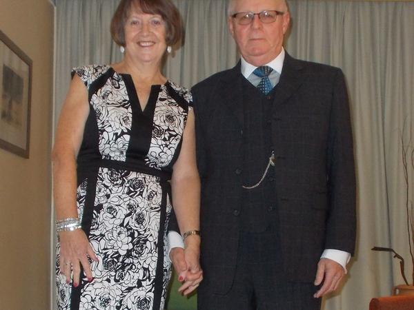 Ken & Pat from Brackley, United Kingdom