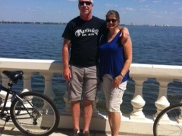 Anthony & Veronica from Tampa, Florida, United States