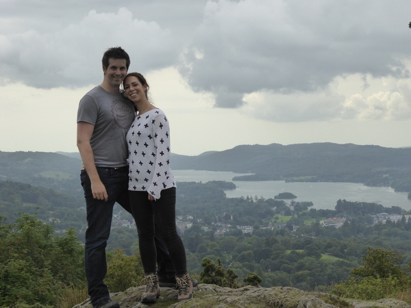 James & Alexandra from Penge, United Kingdom