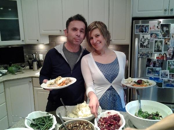 Tim & Teresa from Calgary, Alberta, Canada