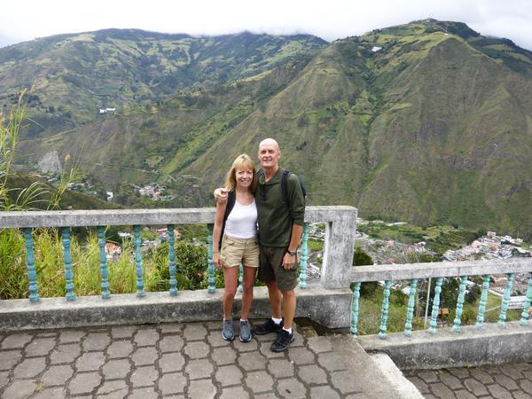 Jo-anne & Roy from Gabriola, British Columbia, Canada