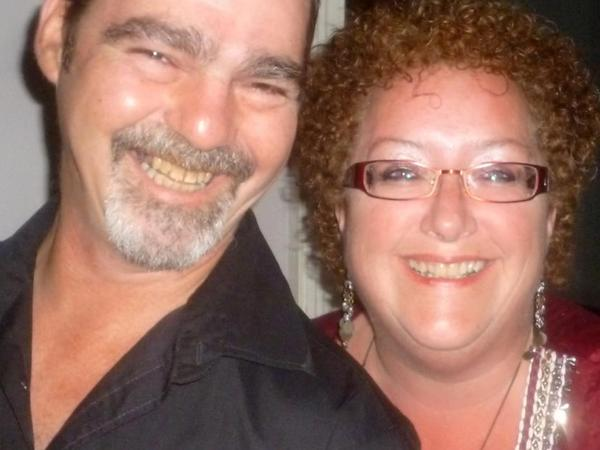 Lorraine & Ronnie from Stafford, United Kingdom