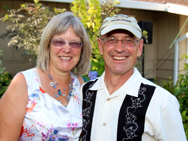 Russell & Susan from Hillsboro, Oregon, United States