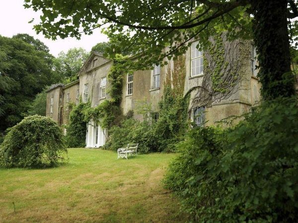 Elegant Rustic Home In Rural Ireland set amid 350 acres of ancient woodlands. A chance to 'step back in time' 200 years.