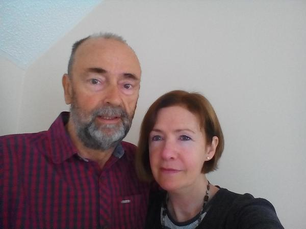 Richard & Beverley from Bridgend, United Kingdom