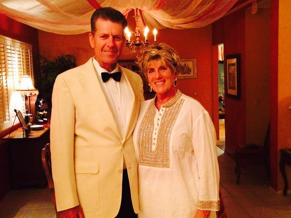 Harrison & Barbara from Riverside, CA, United States