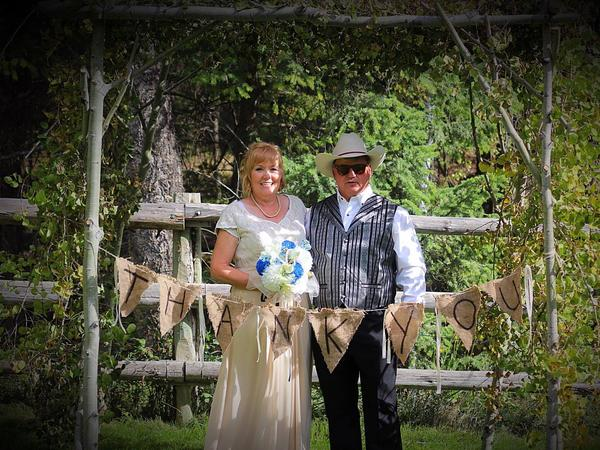 Addie & Terry from Radium Hot Springs, BC, Canada