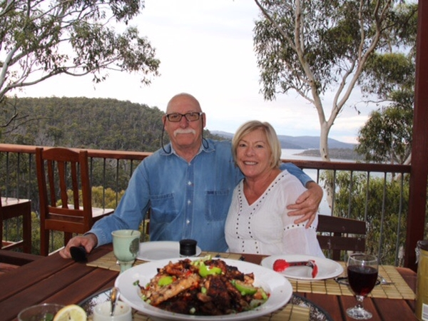 Ross & Jillian from Jindabyne, New South Wales, Australia