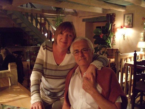 Paula & David from Dublin, Ireland