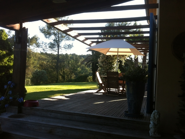 Housesitting assignment in Valbonne, France