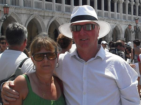 Lynne & Anthony from Beverley, United Kingdom