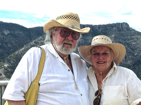 Carolee & Bob from Silver City, NM, United States