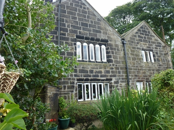 Home/dog sitter required for two dogs in Grade II listed cottage with beautiful views in rural outskirts of Halifax, West Yorkshire.