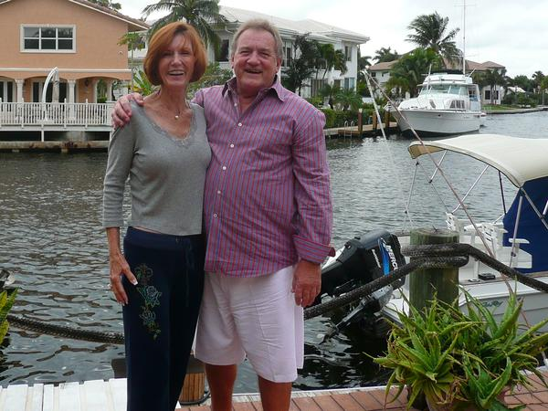Thomas & Jacquie from Delray Beach, FL, United States
