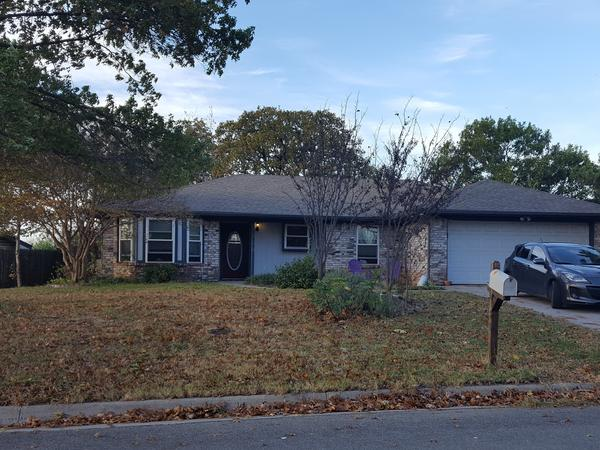 Housesitting assignment in Denton, Texas, United States