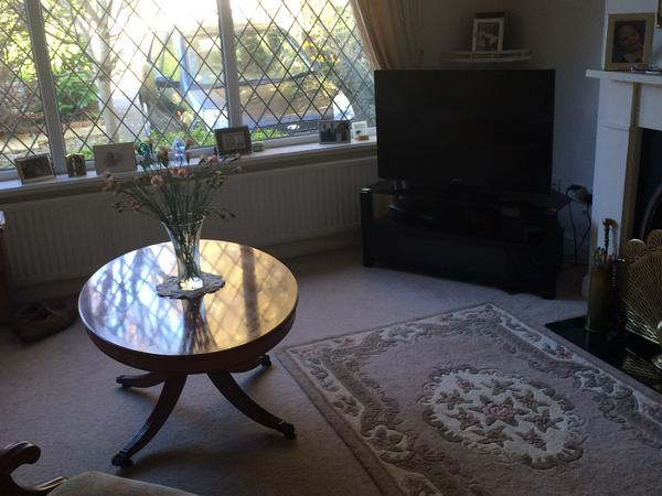 Housesitting assignment in Worthing, United Kingdom