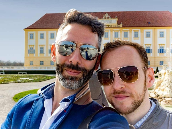 Mario & Lars from Vienna, Austria