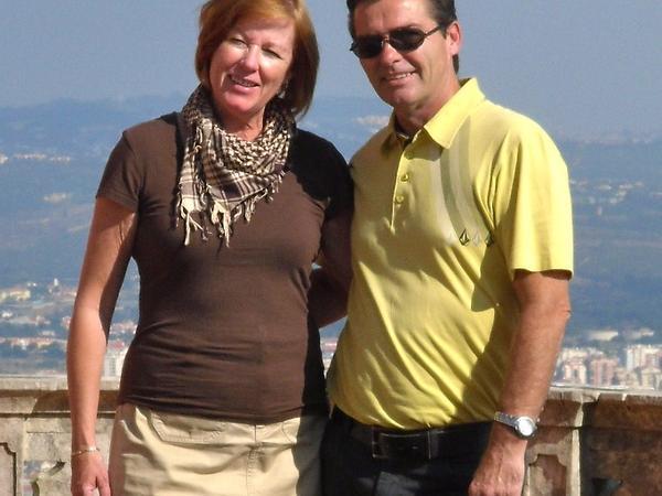 David & Lynn from Niagara Falls, Ontario, Canada