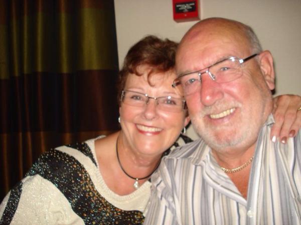 John & Elizabeth from Australind, Western Australia, Australia