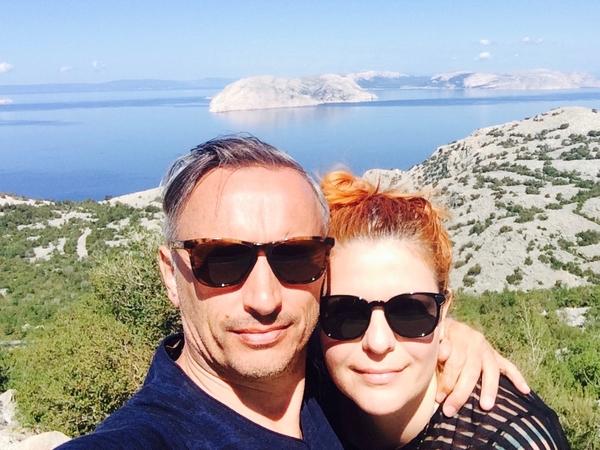 Neil & Eva  from Ljubljana, Slovenia