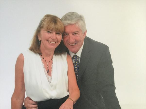 Jackie & Philip from Cowes, United Kingdom