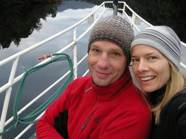 Meg & Carl from Richmond, Victoria, Australia