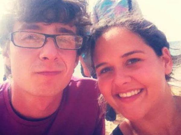 Laura & Daniel from Murcia, Spain