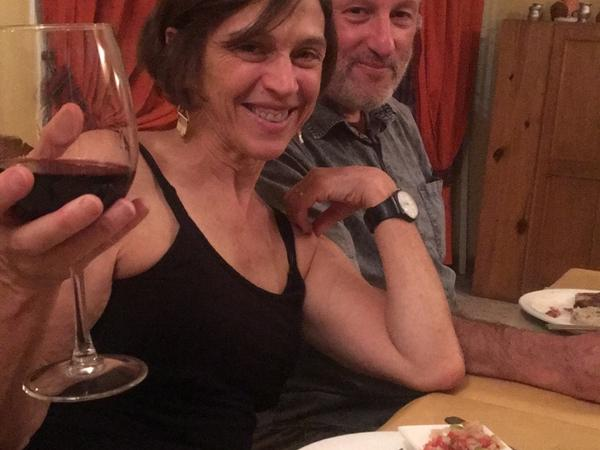Steve & Janet from Troy, New York, United States