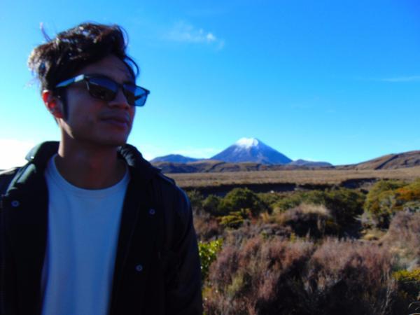 Joshua from Waikanae Beach, New Zealand
