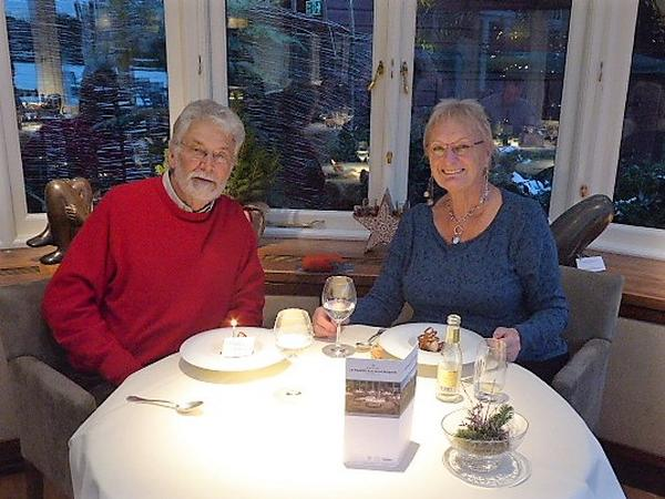 Joode and rich & Rich from Leafield, United Kingdom